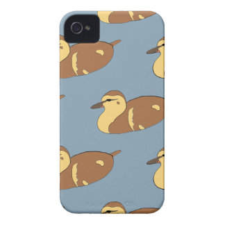 Swimming Ducks iPhone 4 Covers