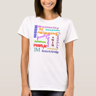 Swimming Everywhere T-Shirt