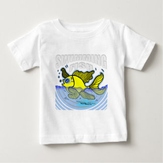 Swimming Fish Shirts