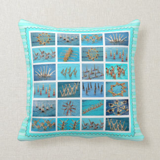 swimming gifts cushion