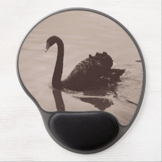 Swimming Goose Gel Mouse Pad