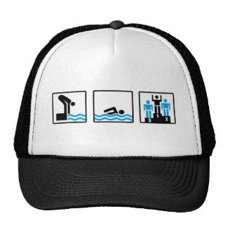 swimming hats