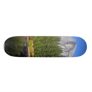 Swimming Hole In Yosemite National Park Skateboard