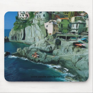 Swimming Hole Mouse Pad