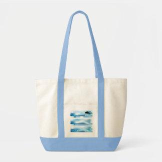 Swimming Impulse Tote Bag