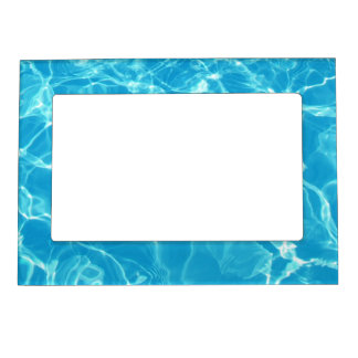 Swimming in the Pool Magnetic Frame