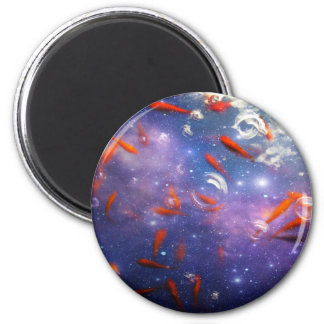 Swimming in The Stars Magnet
