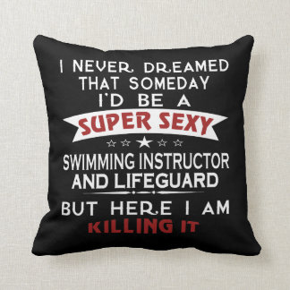 Swimming Instructor And Lifeguard Cushion