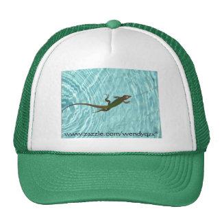 Swimming Lizard Hat