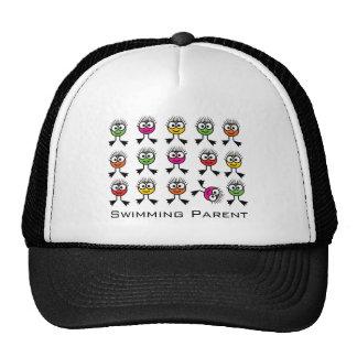 Swimming Parent Hat