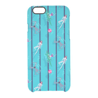 Swimming pool clear iPhone 6/6S case