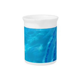 Swimming pool drink pitchers