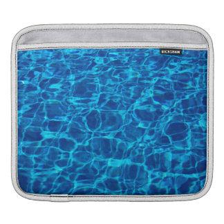Swimming Pool iPad Sleeves