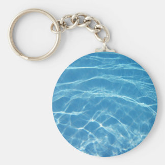 Swimming Pool Key Ring