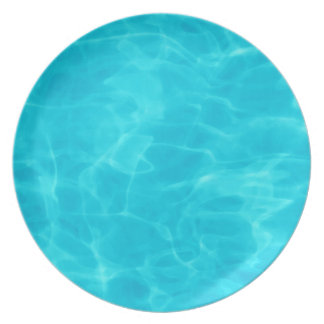 Swimming Pool Plate