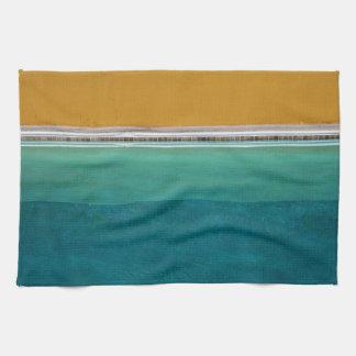 Swimming Pool Tea Towel