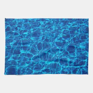 Swimming Pool Tea Towels