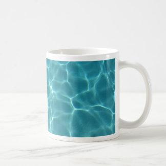 Swimming Pool Water Coffee Mug