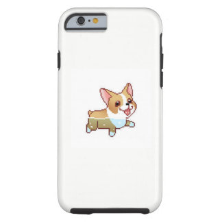 Swimming Puppy! Tough iPhone 6 Case