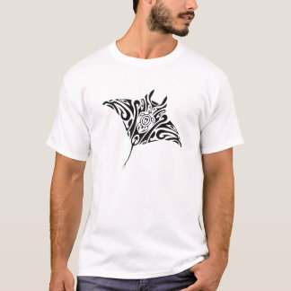 Swimming Ray Manta 2 T-Shirt