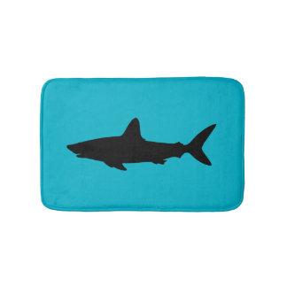 Swimming Shark Bath Mat