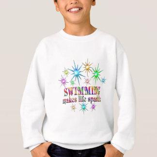 Swimming Sparkles Sweatshirt
