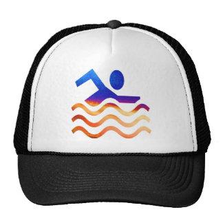 Swimming Success - Cool mind in hot times Cap