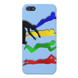 Swimming Swimmers Water Sports Swim iPhone 5 Cases