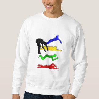 Swimming Swimmers Water Sports Swim Sweatshirt