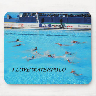 SWIMMING WORLD CHAMPIONSHIP ROME 2009 MOUSE PAD