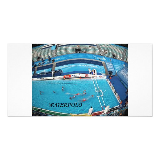 SWIMMING WORLD CHAMPIONSHIP ROME 2009 PHOTO CARD TEMPLATE