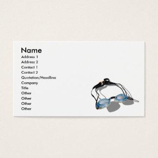 SwimmingGoggles091210, Name, Address 1, Address... Business Card