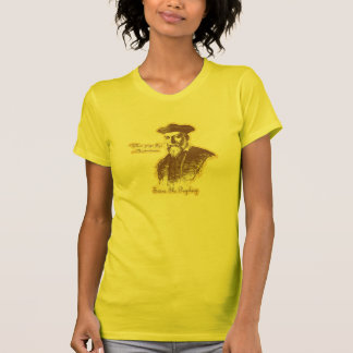 Swine Flu Prediction by Nostradamus T-Shirt