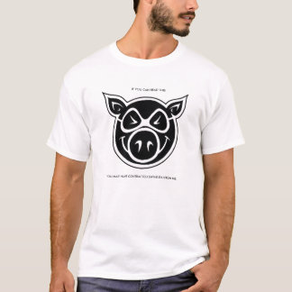 Swine Flu T-Shirt