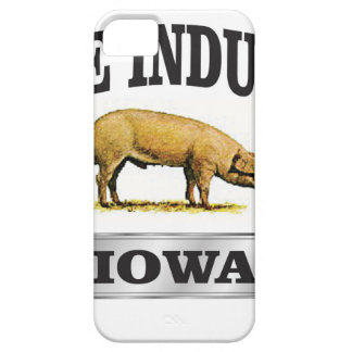 swine industry baby barely there iPhone 5 case