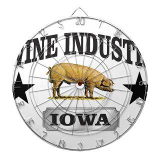 swine industry baby dartboard