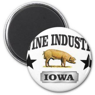 swine industry baby magnet