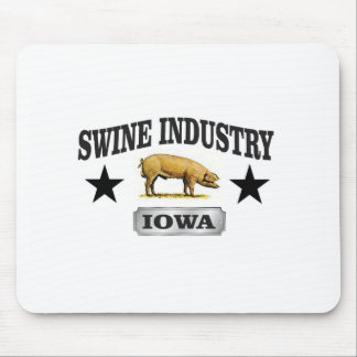 swine industry baby mouse pad