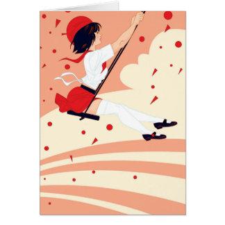 Swing Card