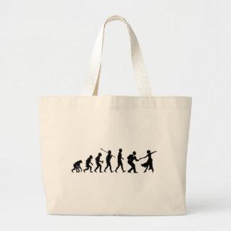 Swing Dancing Jumbo Tote Bag