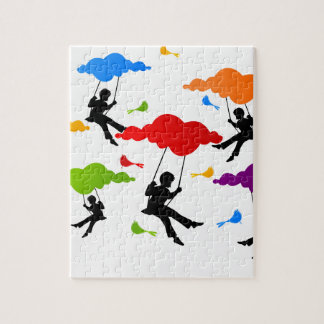 Swing Jigsaw Puzzle