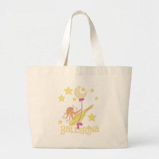 Swinging Ballerina Tshirts and Gifts Tote Bag