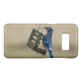Swinging Blue Jay Case-Mate Samsung Galaxy S8 Case