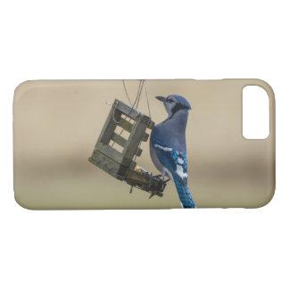 Swinging Blue Jay iPhone 8/7 Case