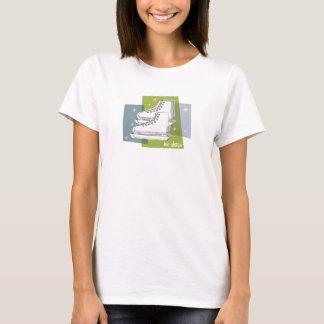 Swinging Ice Skates T-Shirt