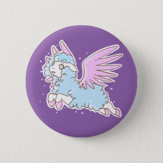 Swipes in kawaii Mouton of the dreams 6 Cm Round Badge
