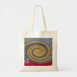 Swirl 01.05-Colors of Rust/Rost-Art Tote Bag