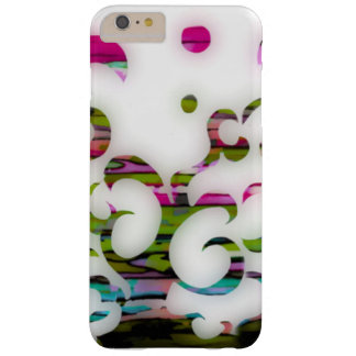 Swirl Magenta bare there iphone case