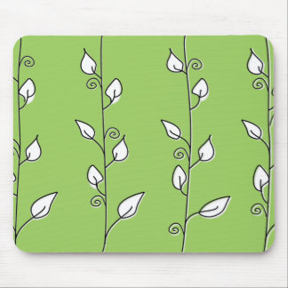 Swirl of Vines Mouse Pad