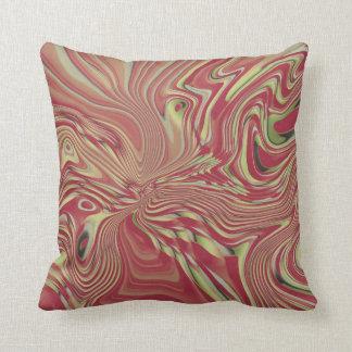 Swirl Pattern American MoJo Pillows
